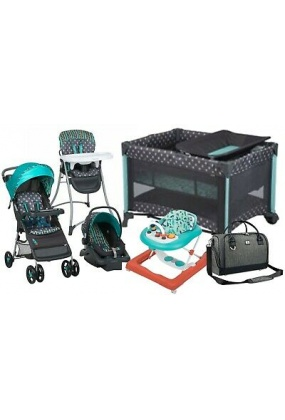 baby-stroller-with-car-seat-travel-system-walker